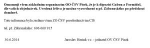 novinka-2013-odber-leciv